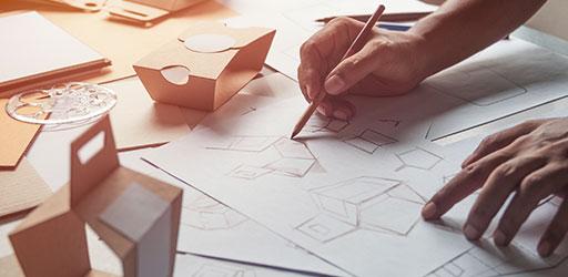 セールスプロモーション及びパッケージデザイン